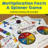 Multiplication Game Fun Fact Practice