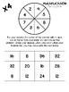 Multiplication Spinners (3-12 facts)