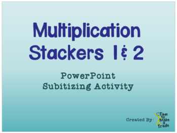 Multiplication Stackers 1 and 2 FULL VERSION