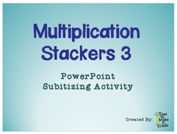Multiplication Stackers 3
