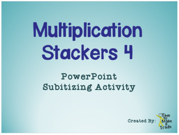 Multiplication Stackers 4