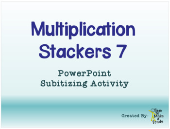 Multiplication Stackers 7