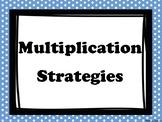 Multiplication Stategies Posters