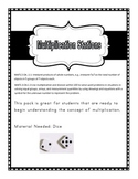 Multiplication Stations Pack
