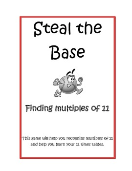 Multiplication: Steal the Base11's tables