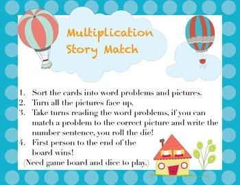 Multiplication Stories