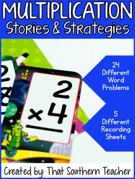 Multiplication Stories & Strategies