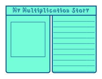 Multiplication Story