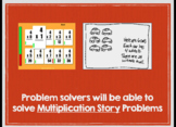 Multiplication Story Problems Keynote presentation