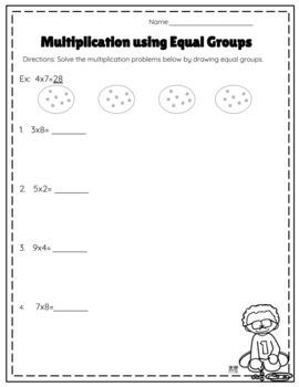 Common Core Multiplication Strategies