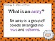 Multiplication: Commutative, Associative, Identity Powerpoint 3.OA.3