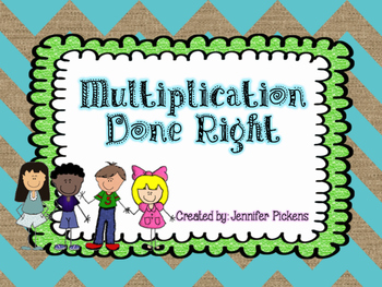 Multiplication Strategies Done Right