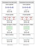 Multiplication Strategies - Estrategias de Multiplicación