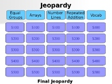 Multiplication Strategies Jeopardy