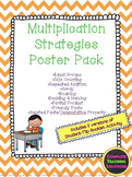 Multiplication Strategies Poster Pack - Mental Math