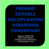 Multiplication Strategies Power Point