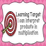3rd Grade Multiplication Strategies Equal Group Multiplication PowerPoint 3.OA.1