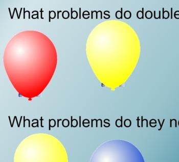 Multiplication Strategies SmartNB - Doubles! FREEBIE