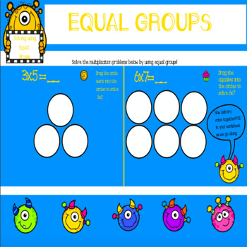 Multiplication SmartBoard with Worksheets!