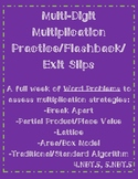 Multiplication Strategies: Word Problem a Day