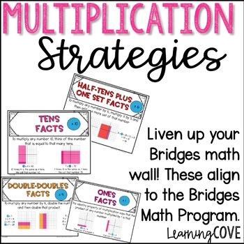 Bridges Math Multiplication Strategies