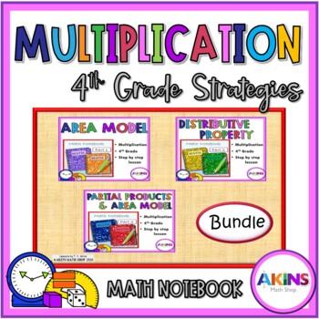 Multiplication Strategy Bundle