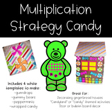 Multiplication Strategy Candy