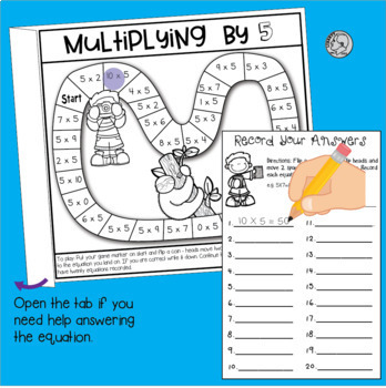 Multiplication Strategy Games | Distance Learning