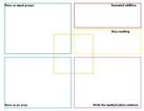 Multiplication Strategy Mat