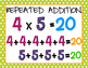 Multiplication Strategy Posters!