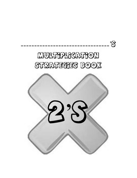 Multiplication Strategy Student Book