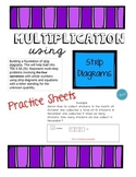 Strip Diagram Multiplication - Practice