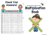 Multiplication Student Book