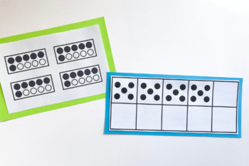 Multiplication Subitizing Cards | for Number Talks and Number Strings