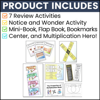 Multiplication Super Bundle