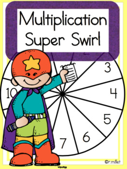 Multiplication Super Swirl