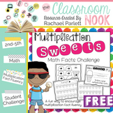 Multiplication Sweets - A Fun Way to Practice Multiplicati