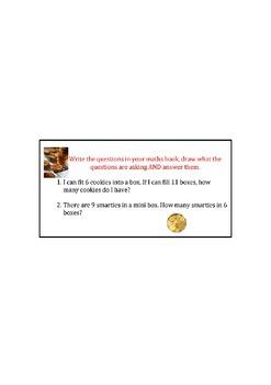 Multiplication MEDIUM TASK CARDS