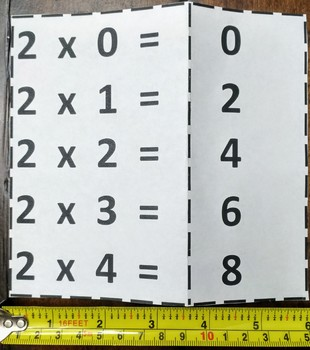 Free Multiplication Flashcards