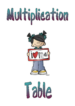 Multiplication Table Game - Gioco delle Tabelline
