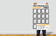 Multiplication Table Poster {HIGH QUALITY Printable Poster}