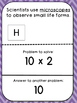 Multiplication Tables (10's)