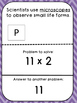 Multiplication Tables (11's)