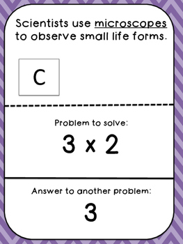 Multiplication Tables (3's)