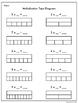 Multiplication Tape Diagrams: Math Activity