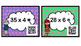 Multiplication Task Cards: 2 Digit by 1 Digit(QR Codes)