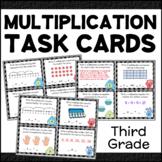 Multiplication Task Cards #harvestdeals