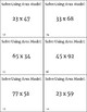 Multiplication Task Cards 4.NBT.B.5
