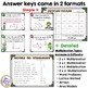Multiplication Task Cards Christmas Theme  (31 Task Cards for Grades 3-5)