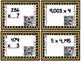 Multiplication Task Cards - Multi-Digit by 1-Digit COMPUTATION [QR Codes]  4NBT5